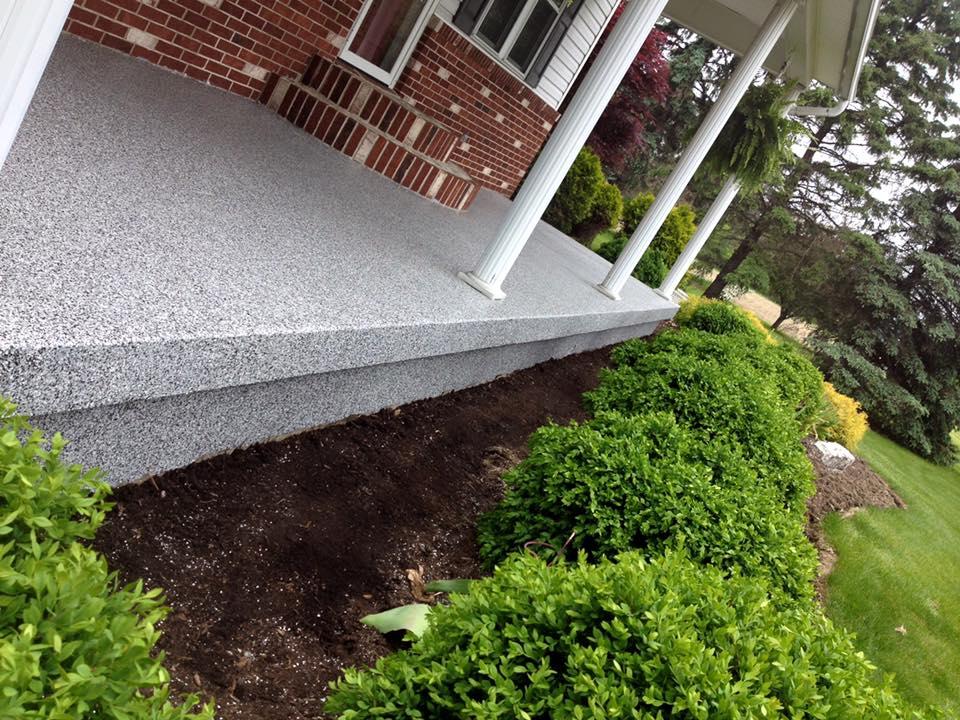 Graniflex Concrete Resurfacing | New Castle, Pennsylvania