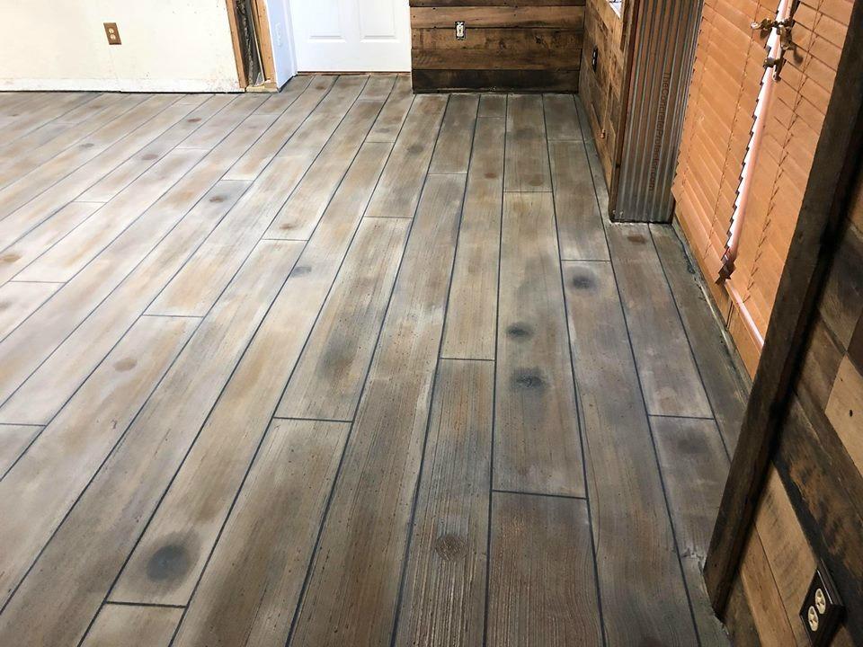 Rustic Concrete Wood | Pittsburg, Pennsylvania