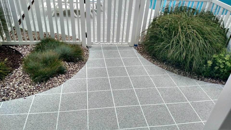 Graniflex Concrete Resurfacing | Pittsburg, Pennsylvania