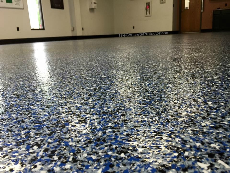 Epoxy Flake Flooring | Meadville, Pennsylvania