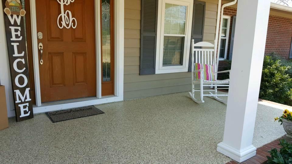 Graniflex Concrete Resurfacing | Akron, Ohio