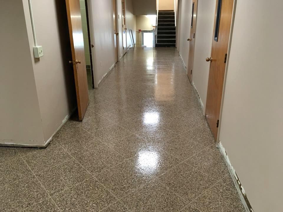 Epoxy Flake Flooring | Pittsburg, Pennsylvania