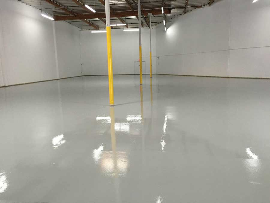 Resinous Flooring | Clarion, Pennsylvania