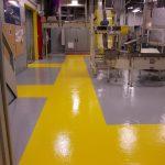 Industrial Epoxy Concrete Flooring