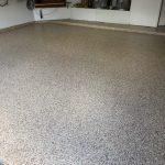 Epoxy Flake Concrete Flooring